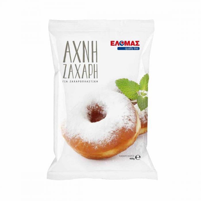 Elomas Powdered sugar / Ελομάς Ζάχαρη Άχνη 400g