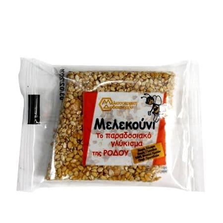 Melekouni / Μελεκούνι Παραδοσιακό Γλυκό Ρόδου 30g