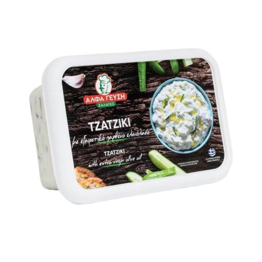 Alfa Gefsi Tzatziki / Αλφα Γεύση Τζατζίκι 450g
