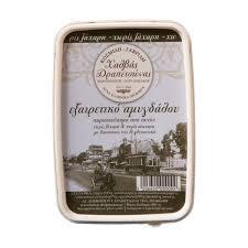 Halva Drapetsonas with Almond Sugar FREE / Χαλβάς Δραπετσώνας με Αμύγδαλα χωρίς Ζάχαρη 450g