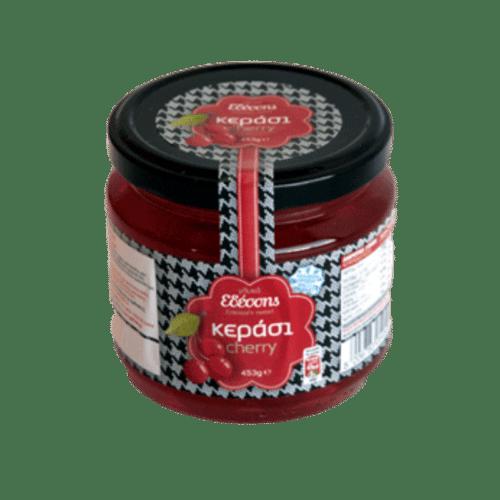 Edessis Preserves Cherry / Εδέσσης Γλυκό κουταλιού Κεράσι 453g