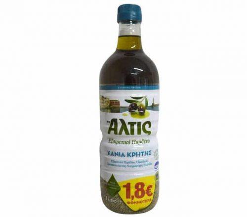Altis Extra Virgin Oil Chania / Άλτις Έξτρα Παρθένο Ελαιόλαδο Χανιά Κρήτης 1L