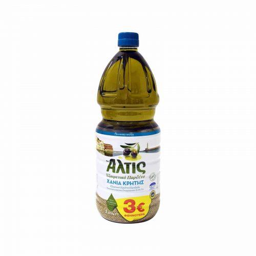 Altis Extra Virgin Oil Chania / Αλτις Έξτρα Παρθένο Ελαιόλαδο Χανιά 2L