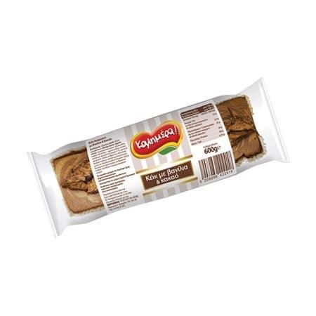 Kalimera Cake Vanilla-Chocolate / Καλημέρα Κέικ Βανίλια-Σοκολάτα 600g