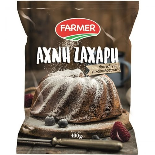 Farmer Powdered sugar / Ζάχαρη Άχνη 400g
