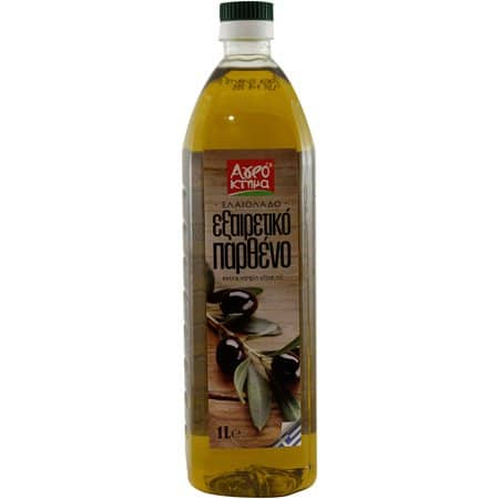 Agroktima Extra Virgin Olive Oil / Εξαιρετικό Παρθένο Ελαιόλαδο 1L
