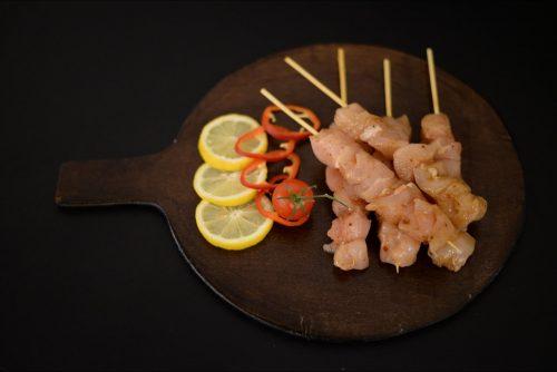 Handmade Chicken Souvlaki / Χειροποίητο Σουβλάκι Κοτόπουλο (μαριναρισμένο) 500g