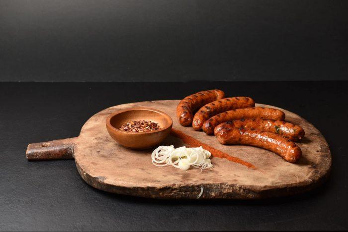 Pork Sausage with Leek / Λουκάνικο Χοιρινο Πρασάτο 300g