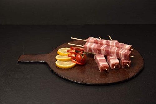 Pork Souvlaki Marinated / Σουβλάκι Χοιρινό Τετράγωνο (Μαριναρισμένο) 500g