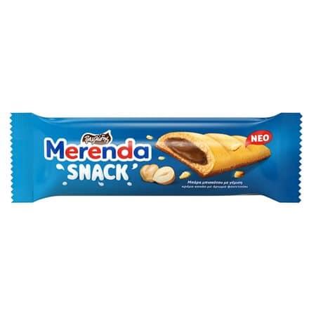 Pavlides Merenda Snack / Παυλίδης Μερέντα Μπάρα 26g