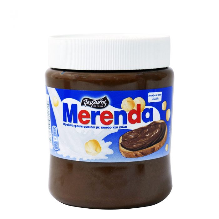 Pavlides Merenda / Μερέντα Πραλίνα Φουντουκιού 360g