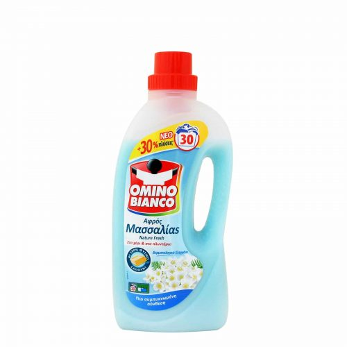 Omino Bianco Marseille Foam Nature Fresh Aise / Αφρός Μασσαλίας 1.5L