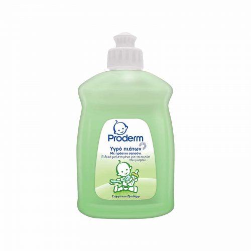 Proderm Liquid Dish Soap / Υγρό Πιάτων 500ml