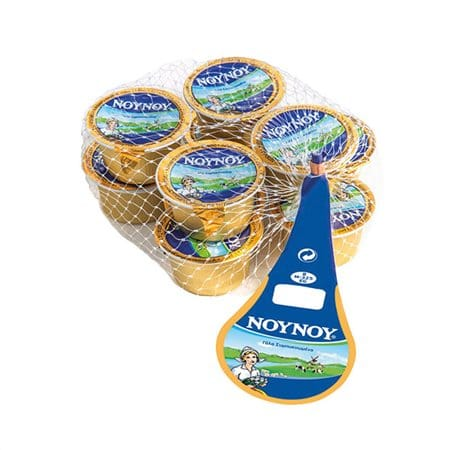 NoyNoy Milk (portions) - Γάλα Εβαπορέ μερίδες 10x15ml