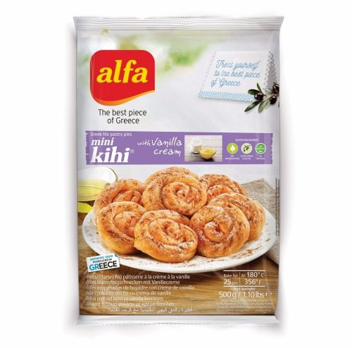 Alfa bougatsa cream mini kihi