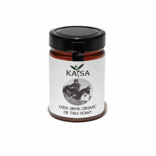 Greek Fir tree honey organic