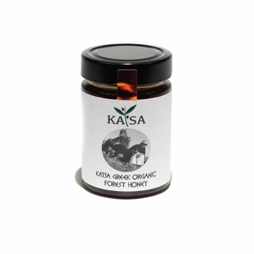 Katsa Organic Honey FOREST