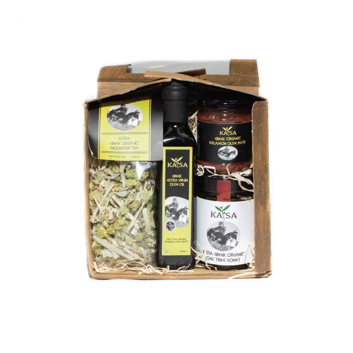 Greek Market Gift Box
