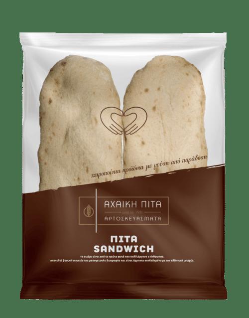 Achaiki Pita Sandwich 6pcs