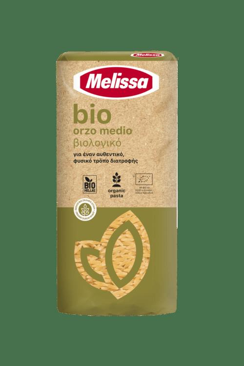 Melissa Organic Kritharaki Βιολογικό Κριθαράκι