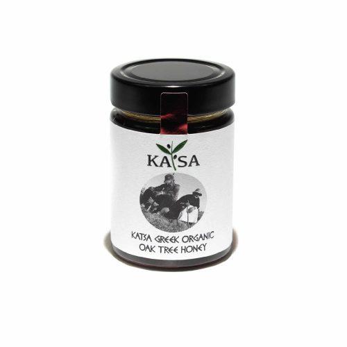 Organic Greek Oak Honey
