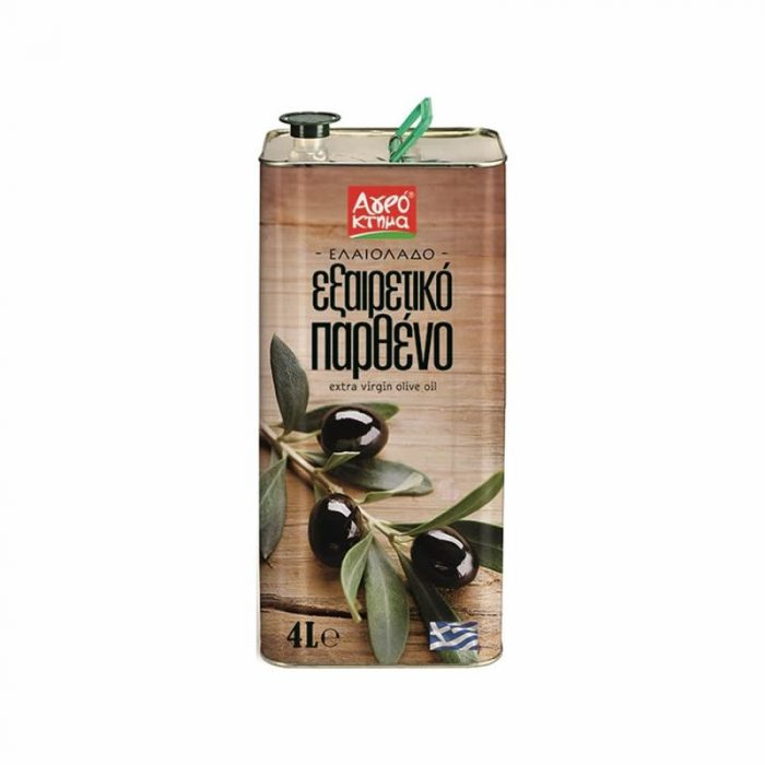 Agroktima Greek Extra Virgin Olive Oil
