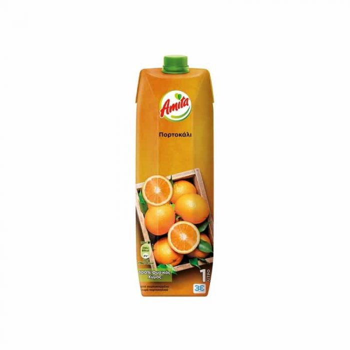 Amita Greek Orange Juice