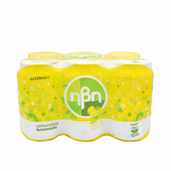 Λεμονάδα ΗΒΗ Carbonated Lemon IVI
