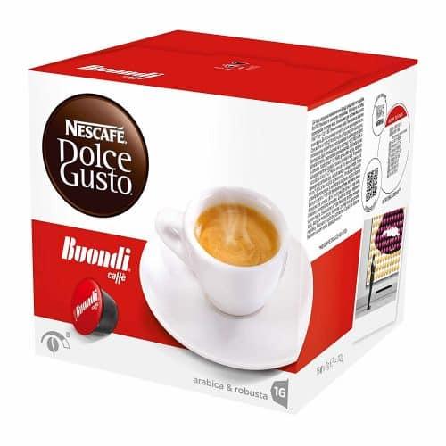 Dolce Gusto Buondi Espresso