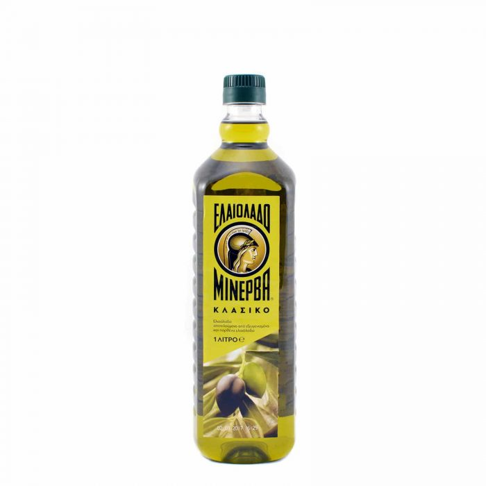 Minerva Classic Olive Oil / Μινέρβα Ελαιόλαδο 1L
