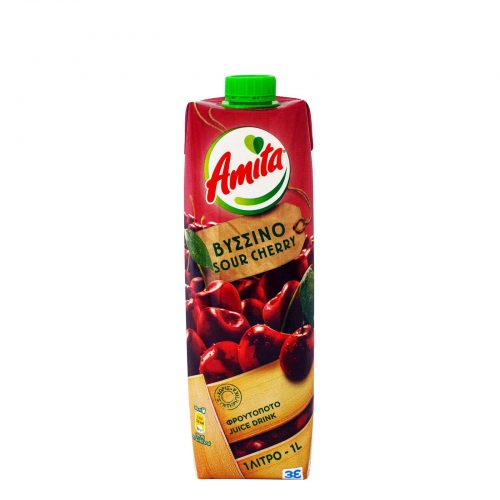Amita Juice Froutopoto Sour Cherry / Βύσσινο 1L