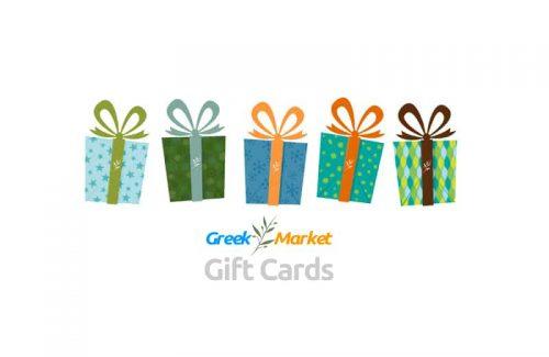 Greek Market Gift Cards