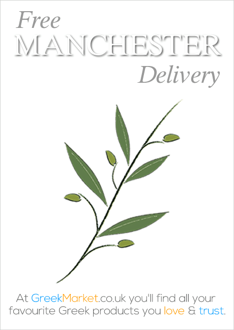 Greek Products in Manchester with free delivery