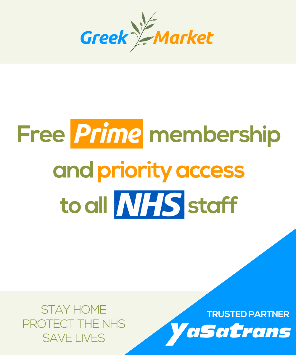 Free PRIME membership and priority access to NHS staff