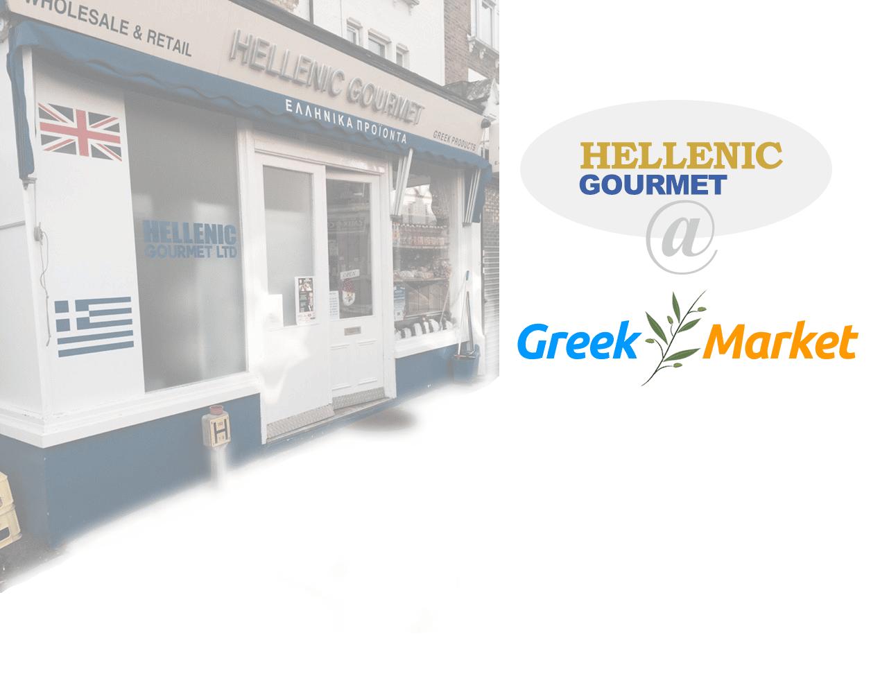 Hellenic Gourmet @ Greek Market