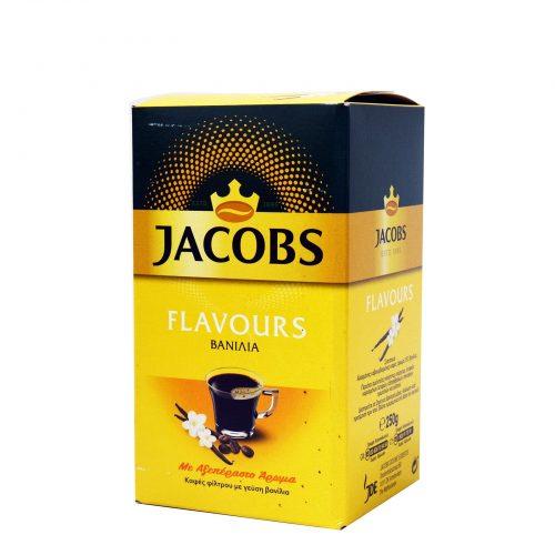 Jacobs Flavours Filter Coffee Vanilla / Καφές Φίλτρου Βανίλια 250g