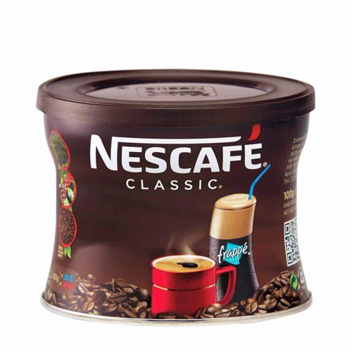 Nescafe Classic Frappe / Στιγμιαίος Καφές 100g Nescafé CLASSIC