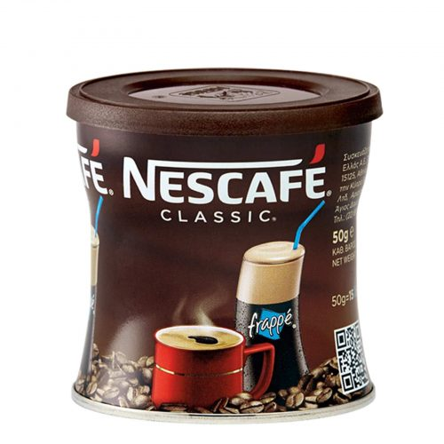 Nescafe Classic Frappe / Στιγμιαίος Καφές 50g