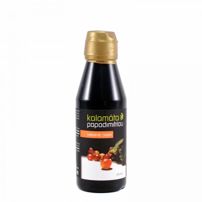 Papadimitriou Balsamic Vinegar Cream / Κρέμα Βαλσαμικού 250ml