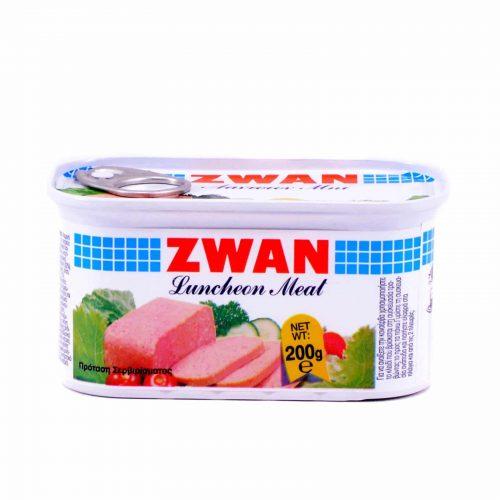 Zwan Luncheon Meat / Κρέας σε κονσέρβα 200g