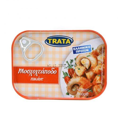 Trata Musky octopus piquant / Μοσχοχτάποδo σε πικάντικη σάλτσα 100g