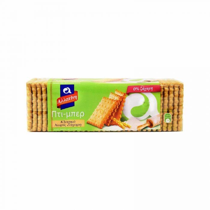 Allatini Petit-Beurre sugar-free Αλλατίνη Πτι-Μπερ χωρίς ζάχαρη