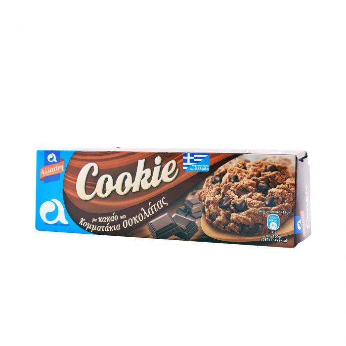 Allatini Cookie Dark Chocolate Chip