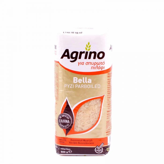 Agrino Bella Greek Parboiled Rice