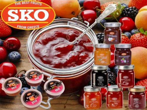 SKO Greek Pomegranate Jam