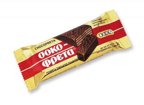 Ion Sokofreta Milk Chocolate / Σοκοφρέτα 38g